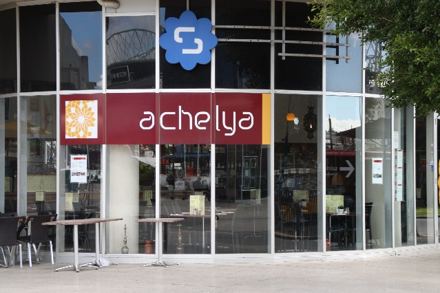 Achelya Turkish Restaurant Docklands