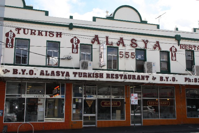 Alasya Turkish Restaurant Brunswick