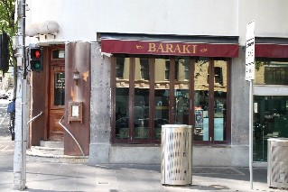 Baraki Greek Restaurant Melbourne