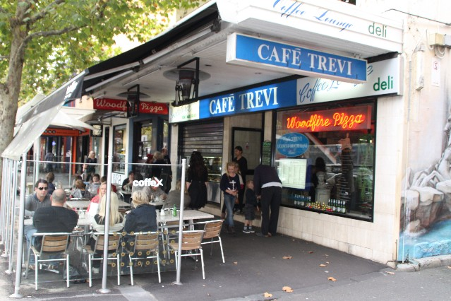Cafe Trevi Italian Wood Fired Pizza Restaurant Carlton