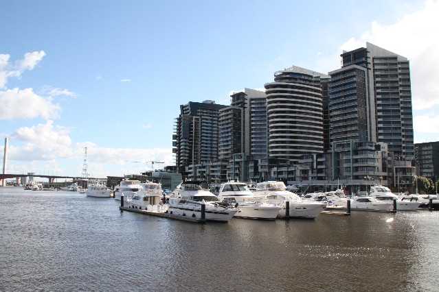 Waterfront City Docklands Melbourne