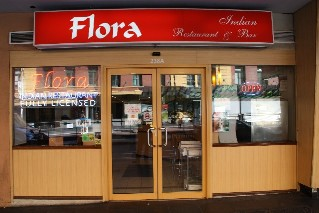 Flora Indian Restaurant and Bar Melbourne