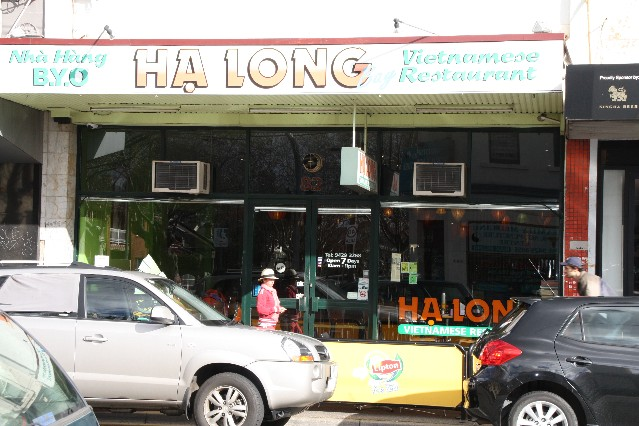 Ha Long Bay Vietnamese Restaurant Richmond Melbourne