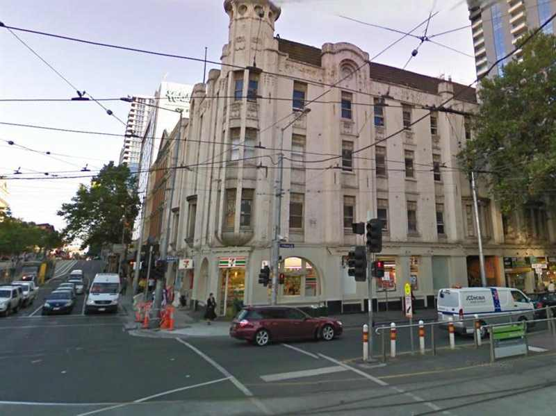 All Nations Backpackers Hostel Melbourne