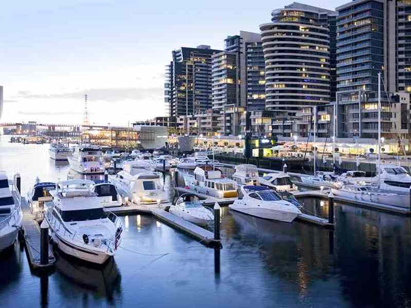 Grand Mercure Hotel Docklands Melbourne