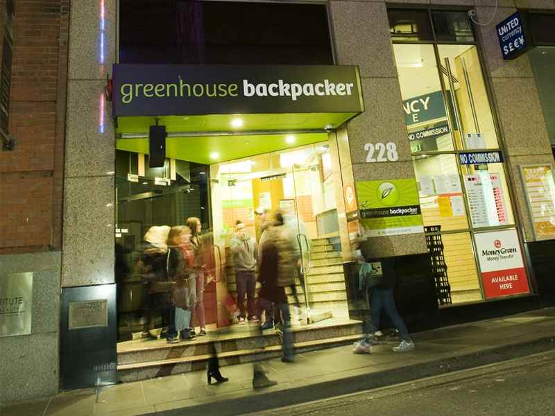 Greenhouse Backpackers Hostel Melbourne
