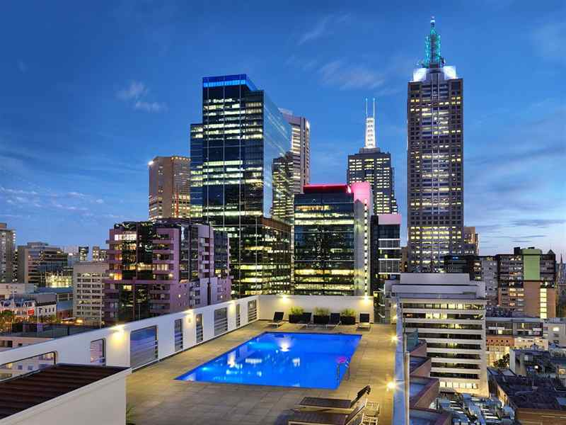 Hotel Grand Chancellor Melbourne CBD