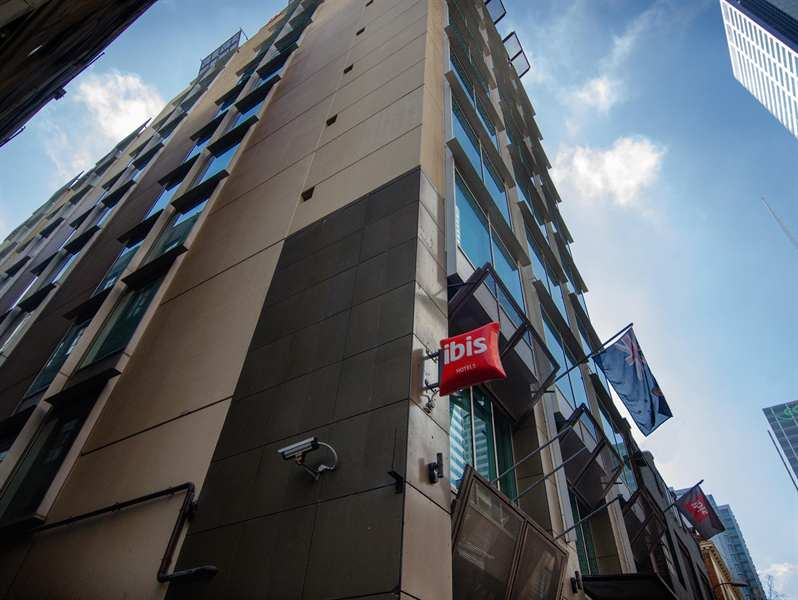 Ibis Melbourne Little Bourke St Hotel Melbourne