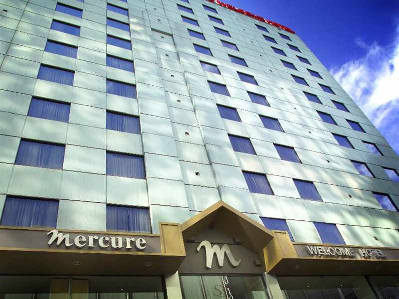 Mercure Welcome Hotel Melbourne CBD