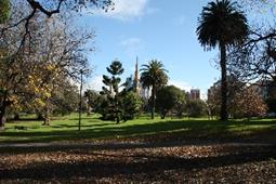 Fitzroy Gardens Travel Guide
