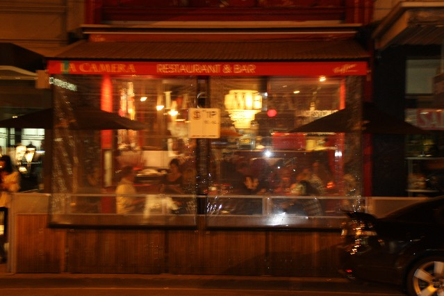 La Camera Italian Restaurant South Yarra