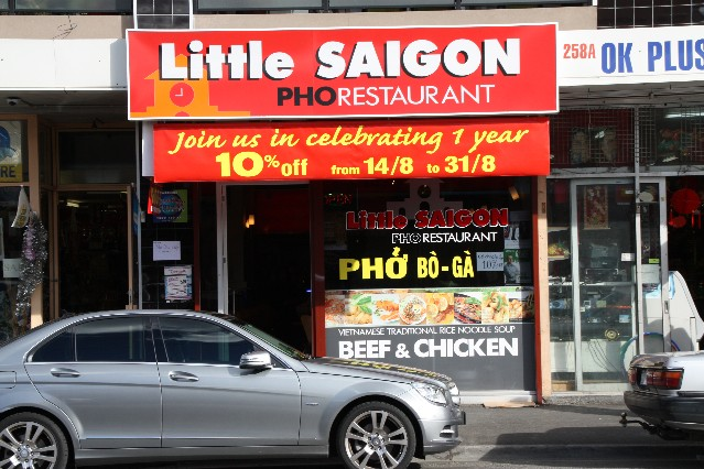 Little Saigon Vietnamese Pho Restaurant