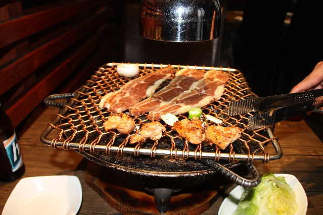 Melbourne Hwaro Korean Coal BBQ Restaurant