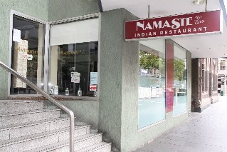 Namaste on King Indian Restaurant Melbourne