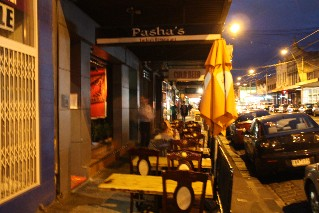 Pasha's Turkish Restaurant Collingwood