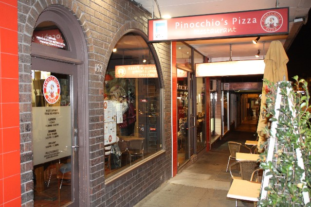 Pinocchio's Pizzeria & Cucina South Yarra