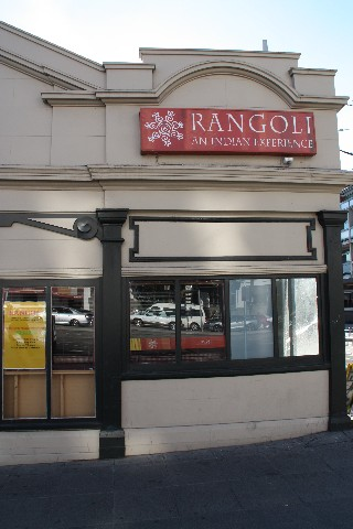 Rangoli Indian Restaurant St Kilda Melbourne