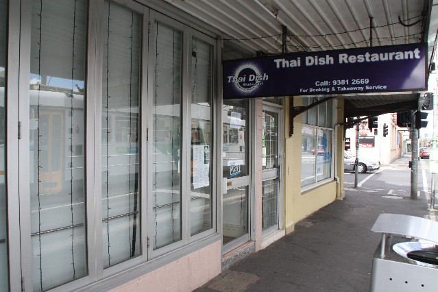 Thai Dish Restaurant Brunswick East