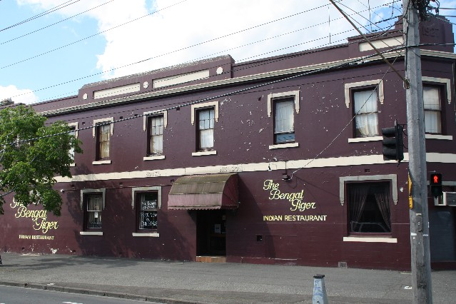 The Bengal Tiger Indian Restaurant South Melbourne