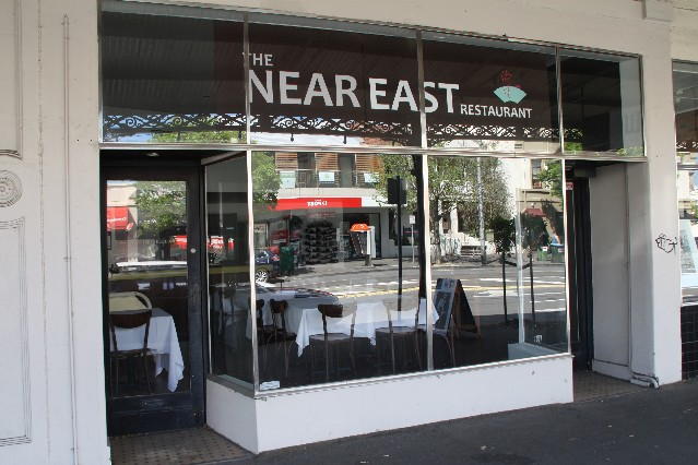 The Near East Restauant South Melbourne