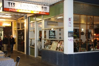 Tsindos Greek Restaurant Melbourne