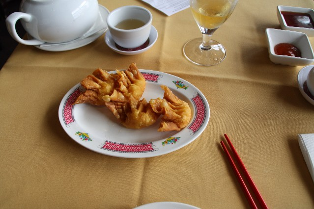 Yum Cha Dragon Deep fried Wonton