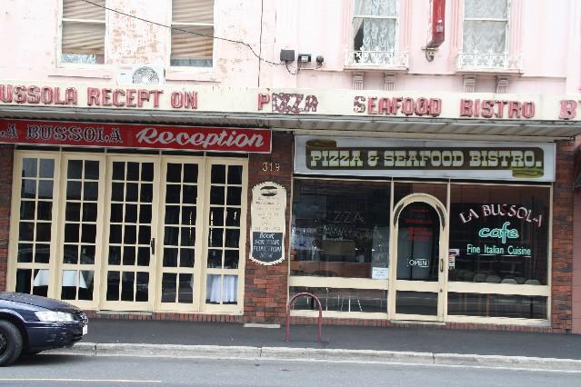 Italian Restaurant Lygon Street Brunswick East